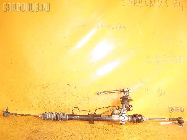 Рулевая рейка MITSUBISHI DINGO CQ2A 4G15. Фото 4