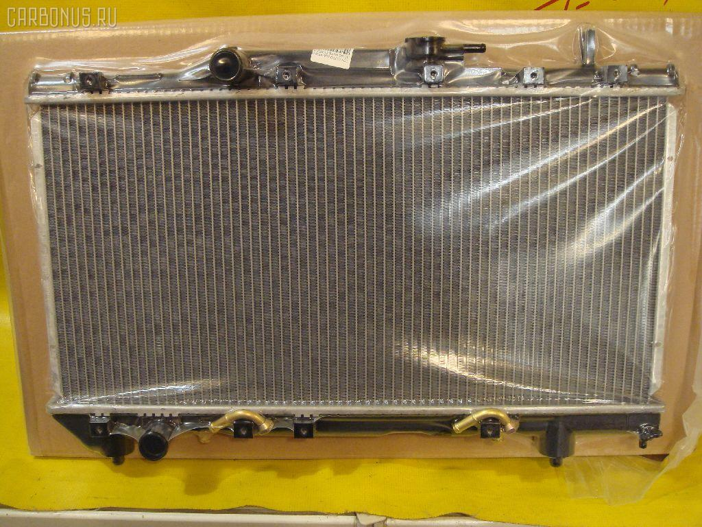 Радиатор ДВС TOYOTA CORONA AT190 4A-FE. Фото 1