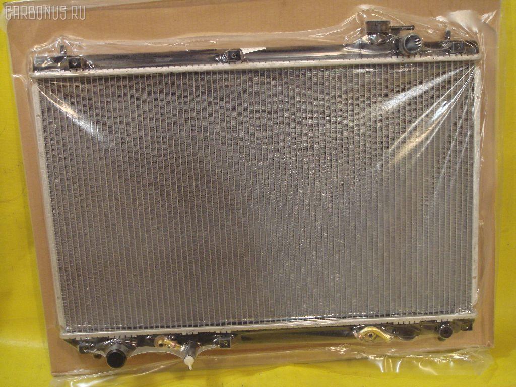 Радиатор ДВС TOYOTA HARRIER MCU10 2MZ-FE Фото 1