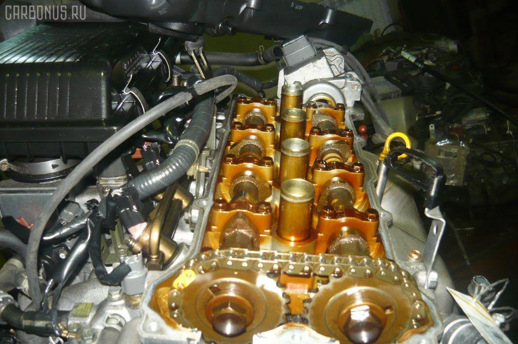Двигатель NISSAN AD VAN VFY10 GA15. Фото 2