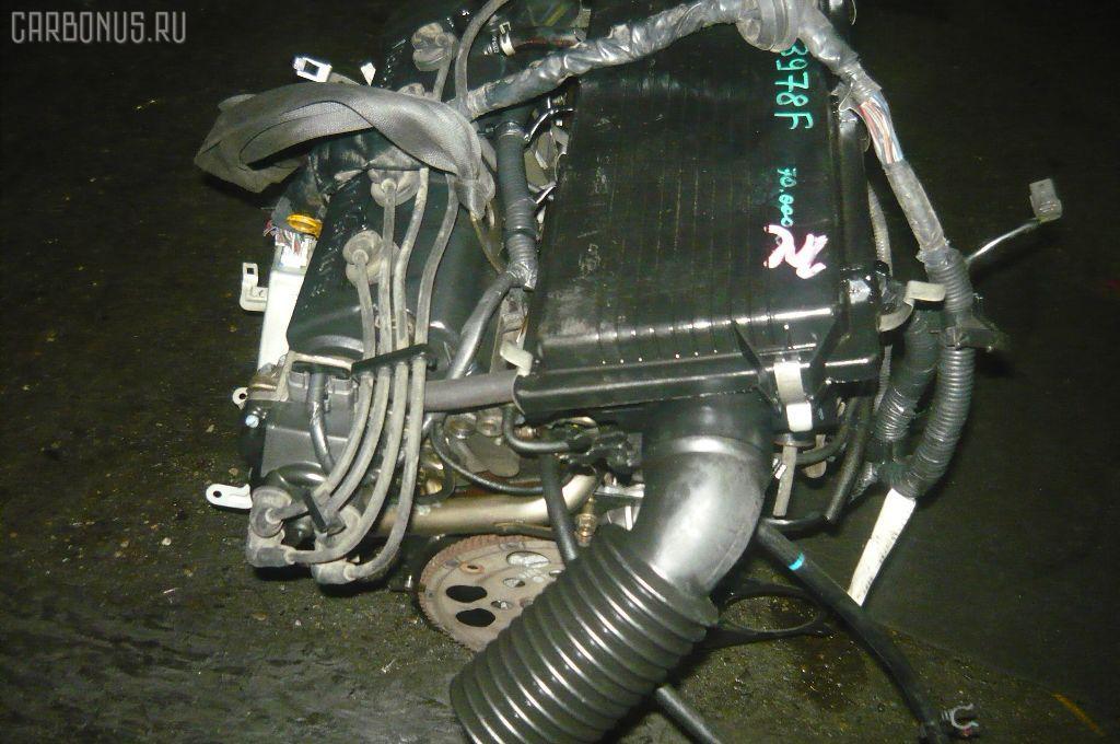 Двигатель NISSAN AD VAN VFY10 GA15. Фото 7