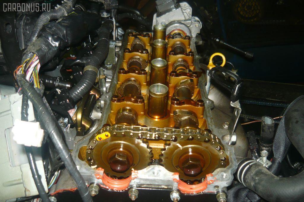 Двигатель NISSAN AD VAN VFY10 GA15. Фото 9