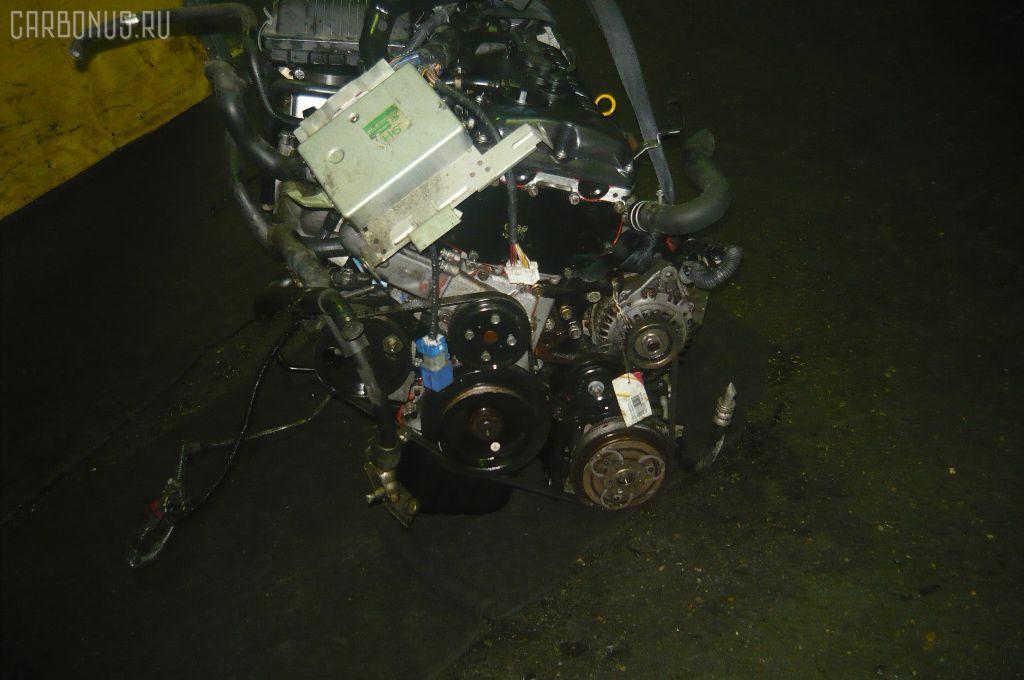 Двигатель NISSAN AD VAN VFY10 GA15. Фото 10