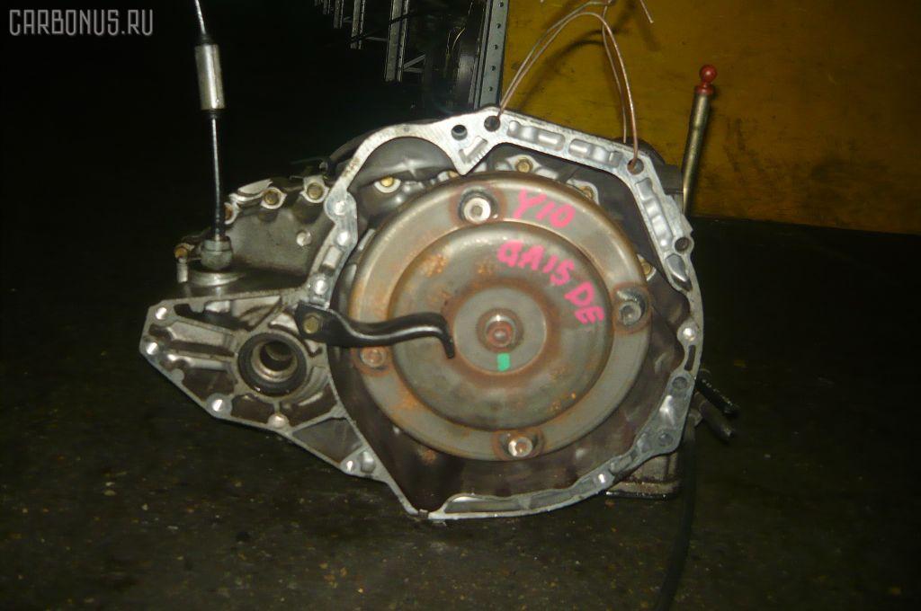 КПП автоматическая NISSAN AD VAN VFY10 GA15. Фото 1