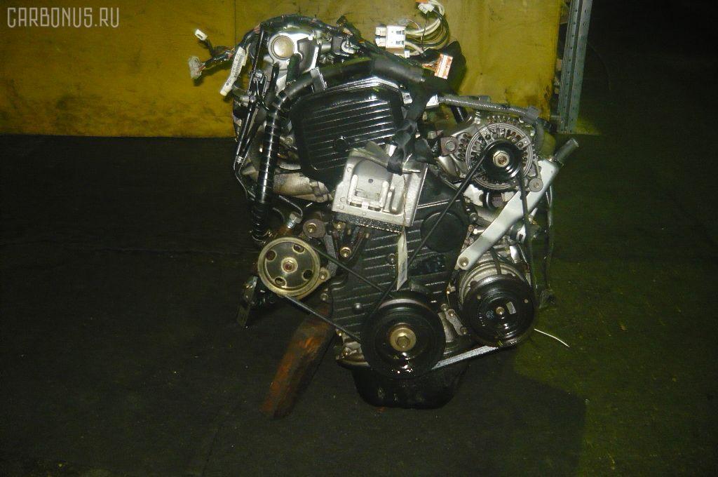 Двигатель TOYOTA SV40 4S-FE. Фото 7