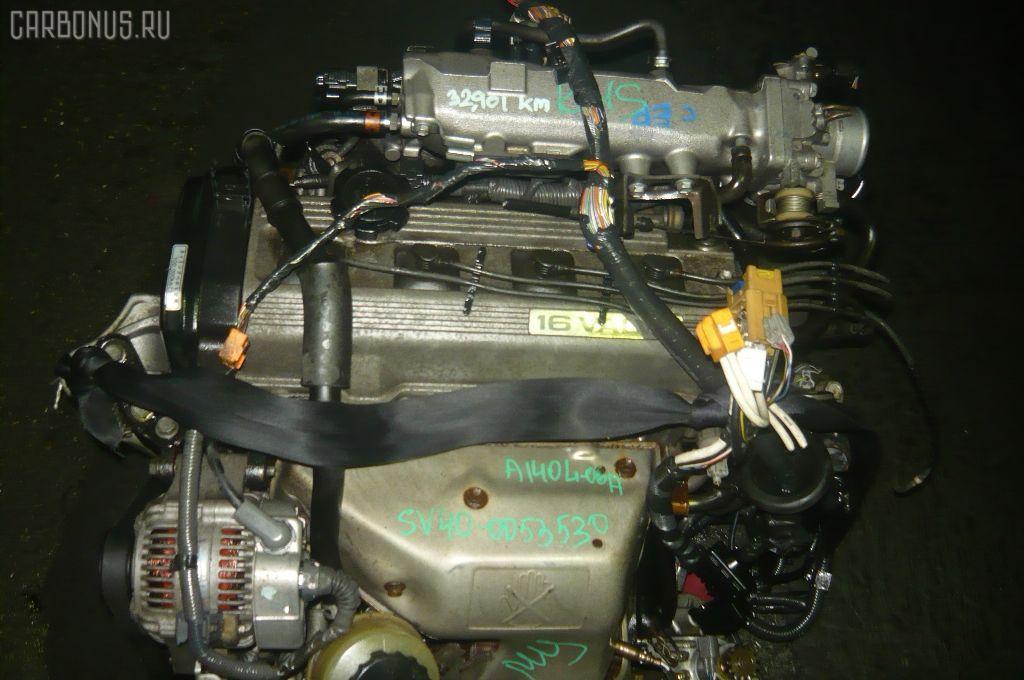 Двигатель TOYOTA SV40 4S-FE. Фото 9