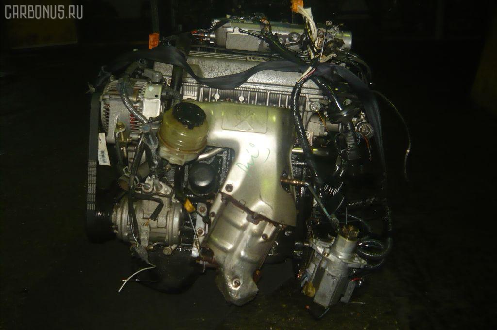Двигатель TOYOTA SV40 4S-FE. Фото 10