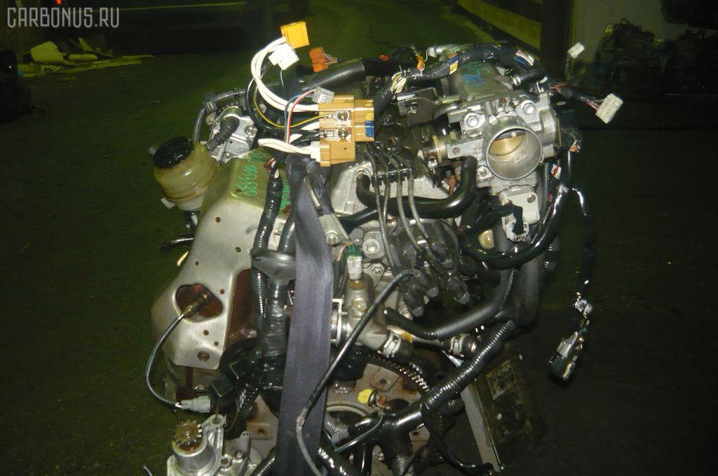 Двигатель TOYOTA SV40 4S-FE. Фото 11