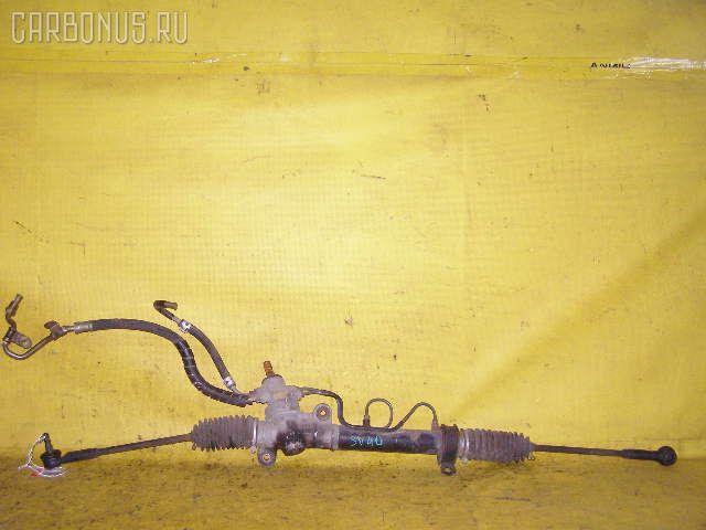 Рулевая рейка TOYOTA SV40 4S-FE. Фото 9