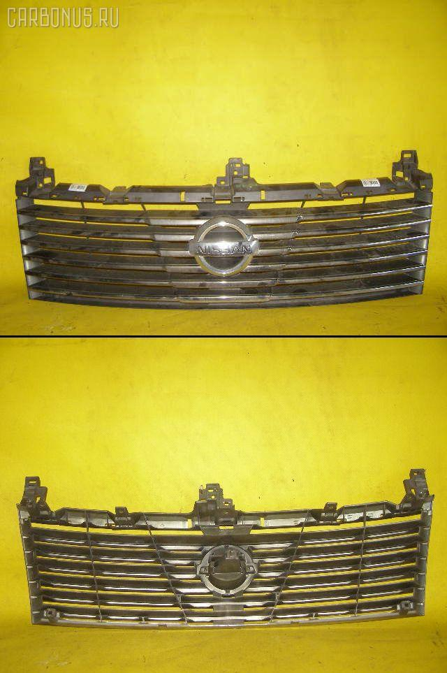 Решетка радиатора NISSAN ELGRAND NE51. Фото 2