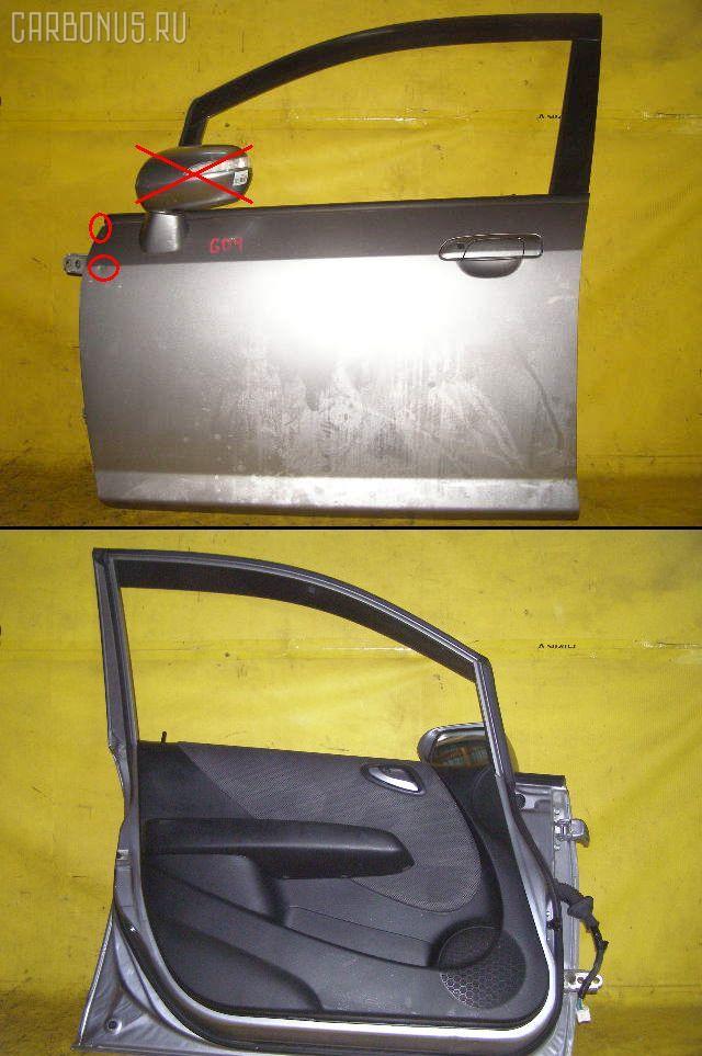 Дверь боковая HONDA FIT GD4