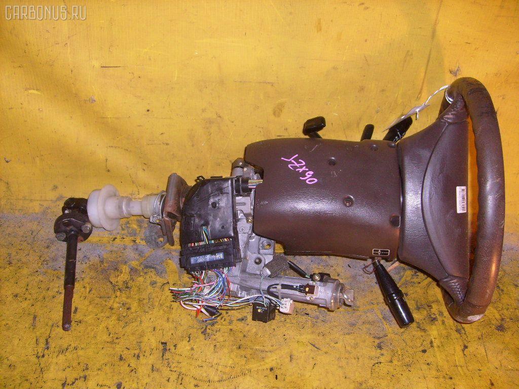 Рулевая колонка TOYOTA MARK II JZX90. Фото 11