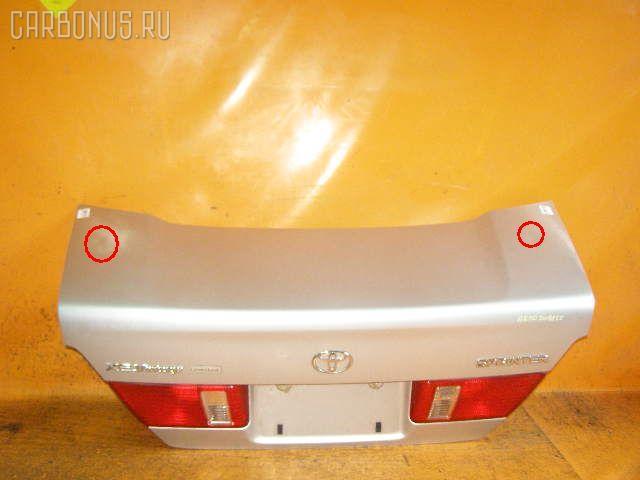 Крышка багажника TOYOTA SPRINTER AE110. Фото 8