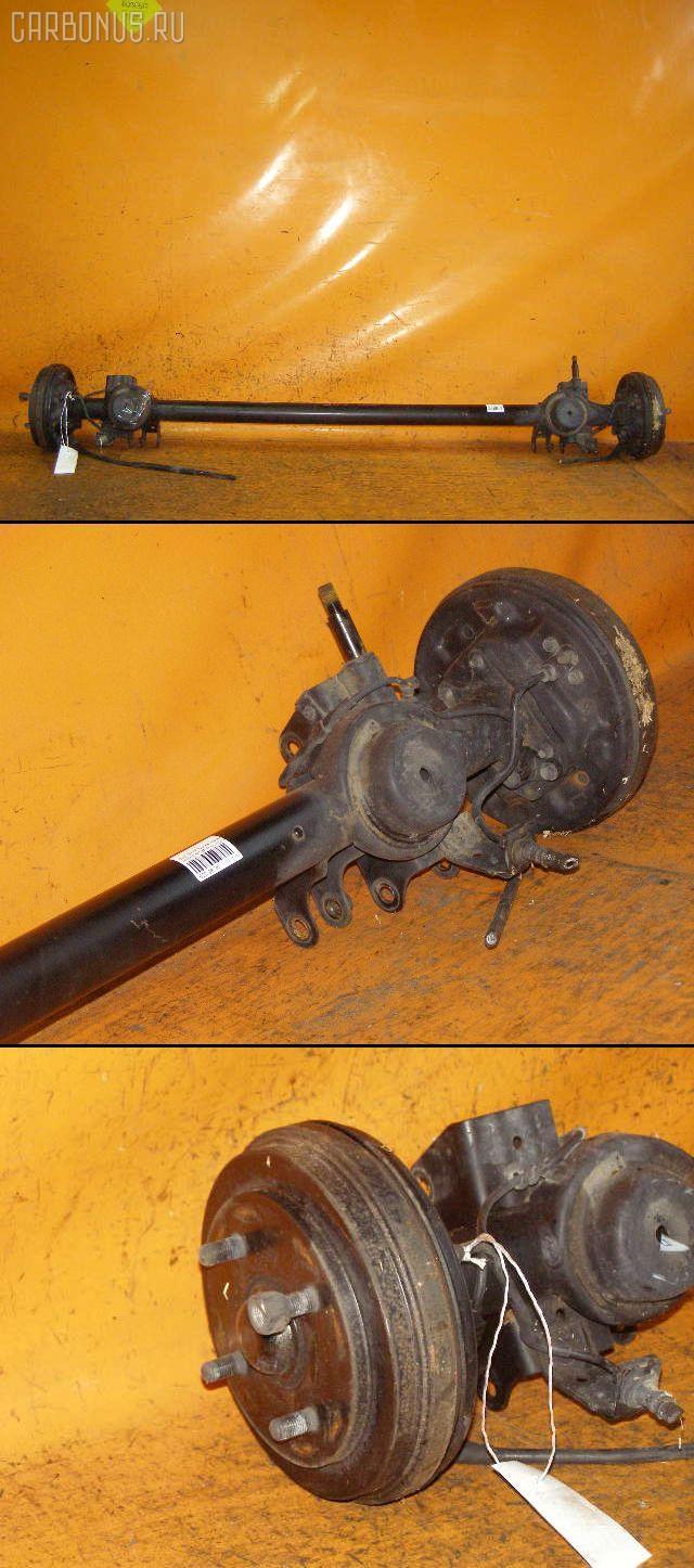 Балка подвески SUZUKI SWIFT HT51S M13A. Фото 5
