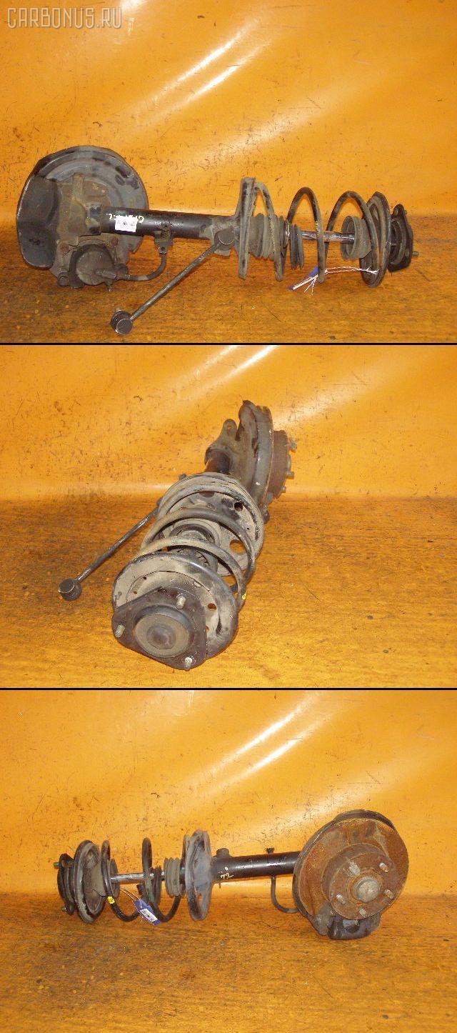 Стойка TOYOTA CHASER GX81 1G-FE. Фото 7