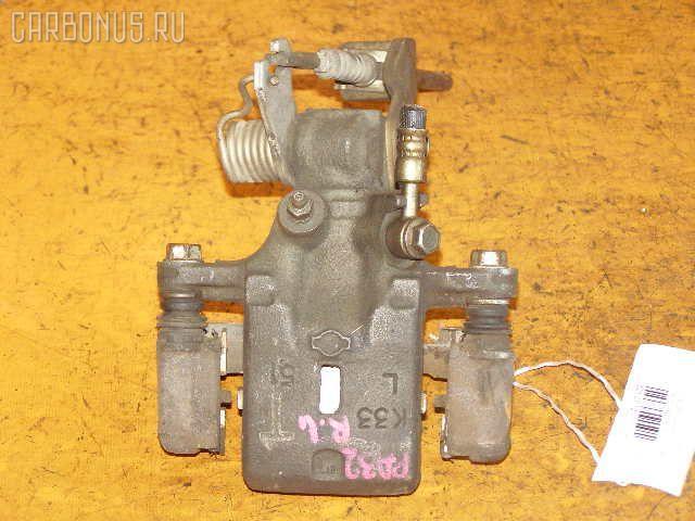 Суппорт NISSAN CEFIRO PA32 VQ25DE. Фото 1
