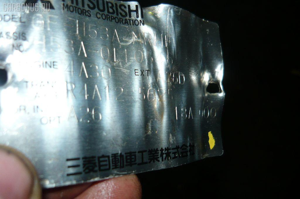 КПП автоматическая MITSUBISHI PAJERO MINI H53A 4A30T. Фото 1