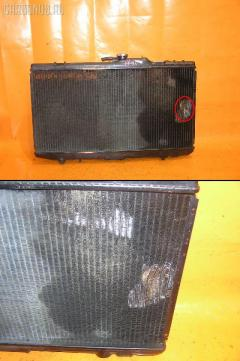 Радиатор ДВС Toyota Starlet EP91 4E-FE Фото 1