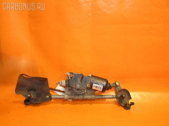Мотор привода дворников TOYOTA VITZ SCP10. Фото 10
