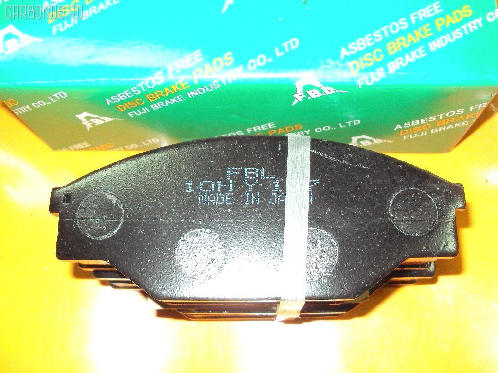 Тормозные колодки TOYOTA HIACE LY101. Фото 1
