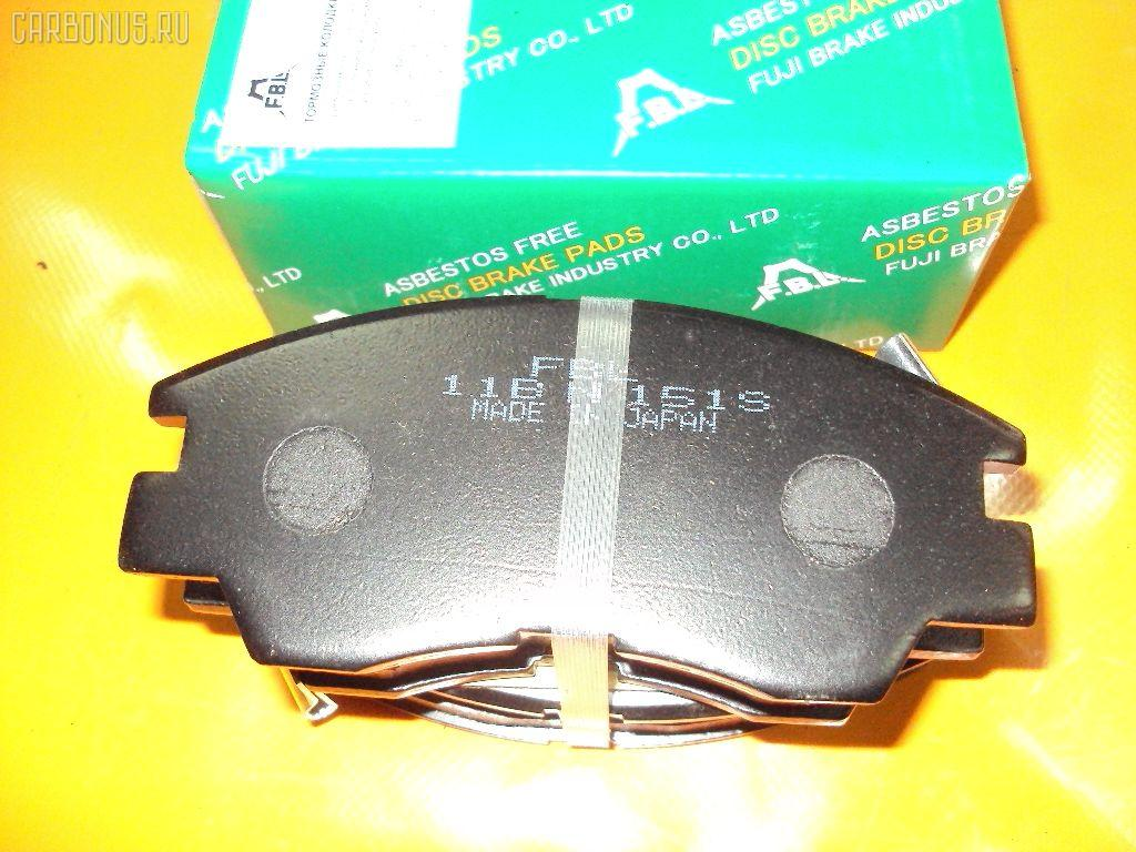 Тормозные колодки MITSUBISHI PAJERO V24W Фото 1