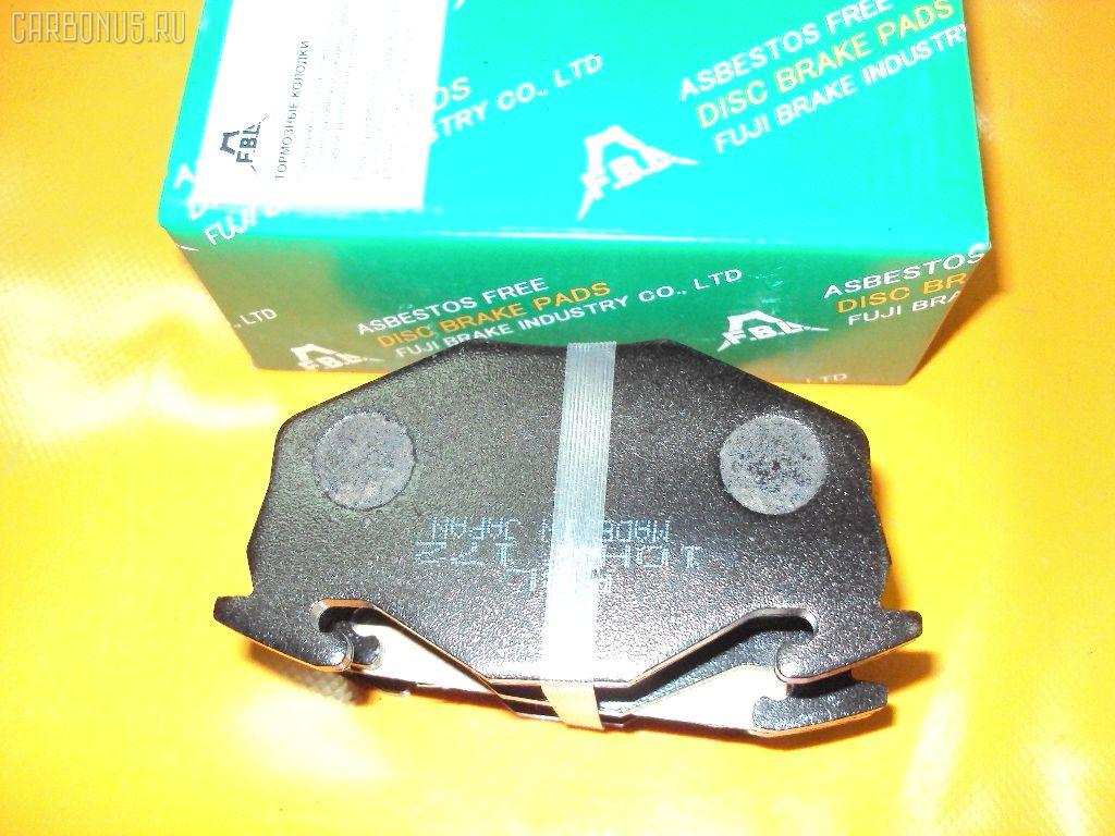 Тормозные колодки SUZUKI WAGON R CT21S Фото 1