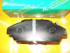 Тормозные колодки HONDA ACCORD CD4 Фото 1