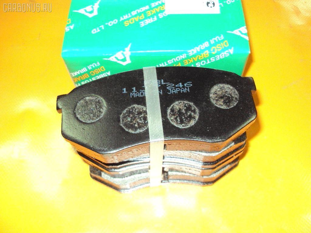Тормозные колодки TOYOTA CROWN COMFORT GXS10 Фото 1