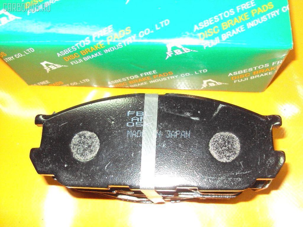 Тормозные колодки MAZDA SENTIA HD5S. Фото 1