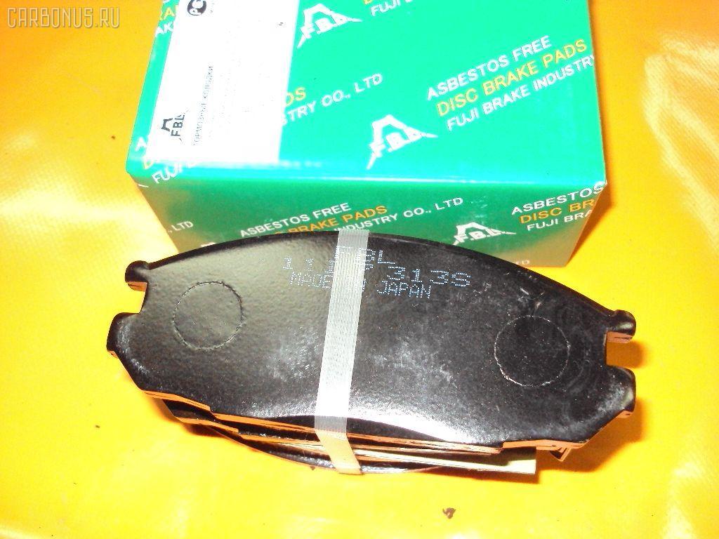 Тормозные колодки NISSAN SAFARI VRY60 Фото 1