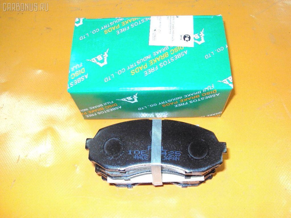 Тормозные колодки DAIHATSU HIJET S100P. Фото 1