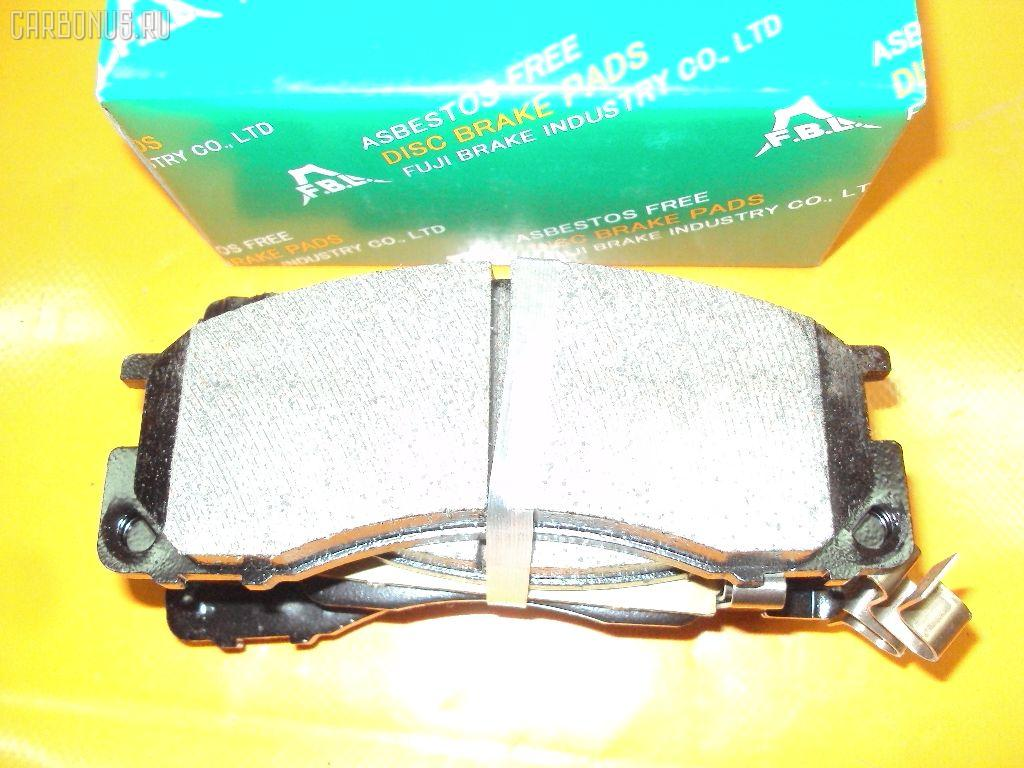 Тормозные колодки TOYOTA LITE ACE NOAH SR50G Фото 1