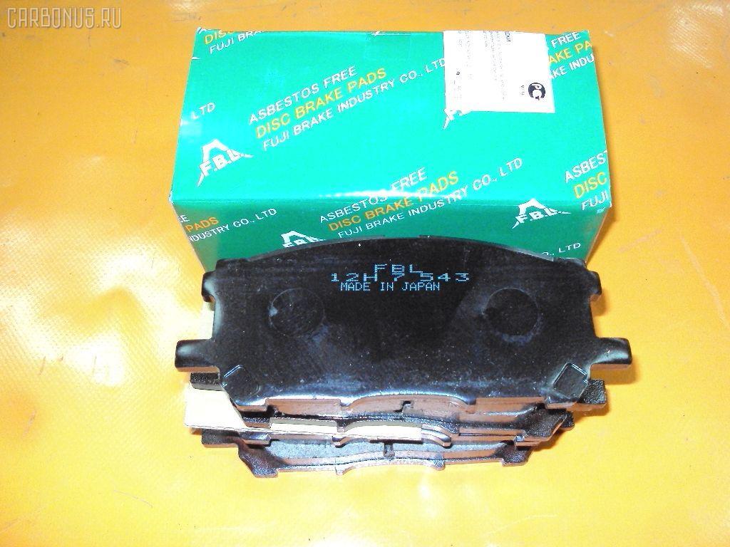 Тормозные колодки TOYOTA HARRIER MCU35. Фото 5