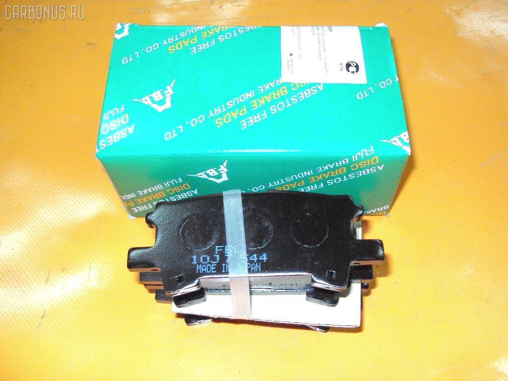 Тормозные колодки TOYOTA HARRIER MCU30W. Фото 7