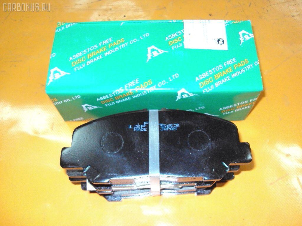 Тормозные колодки TOYOTA ESTIMA ACR50W Фото 1