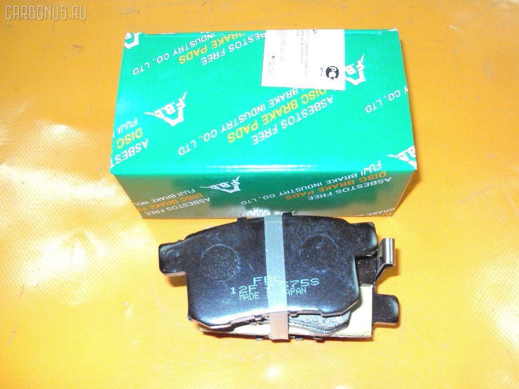 Тормозные колодки HONDA INSPIRE CP3 Фото 1