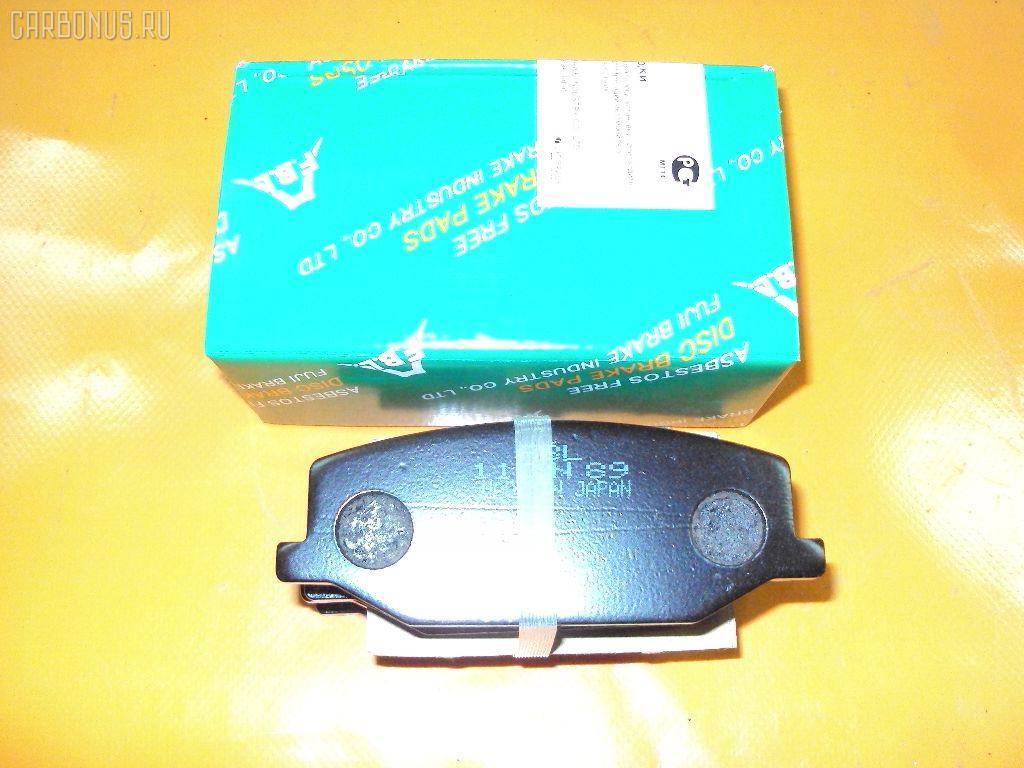 Тормозные колодки SUZUKI JIMNY JB33W. Фото 6