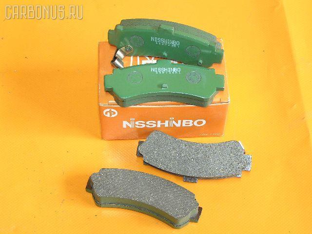 Тормозные колодки NISSAN SUNNY HB14. Фото 2