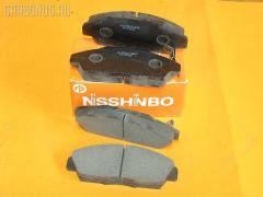 Тормозные колодки NISSHINBO PF8223