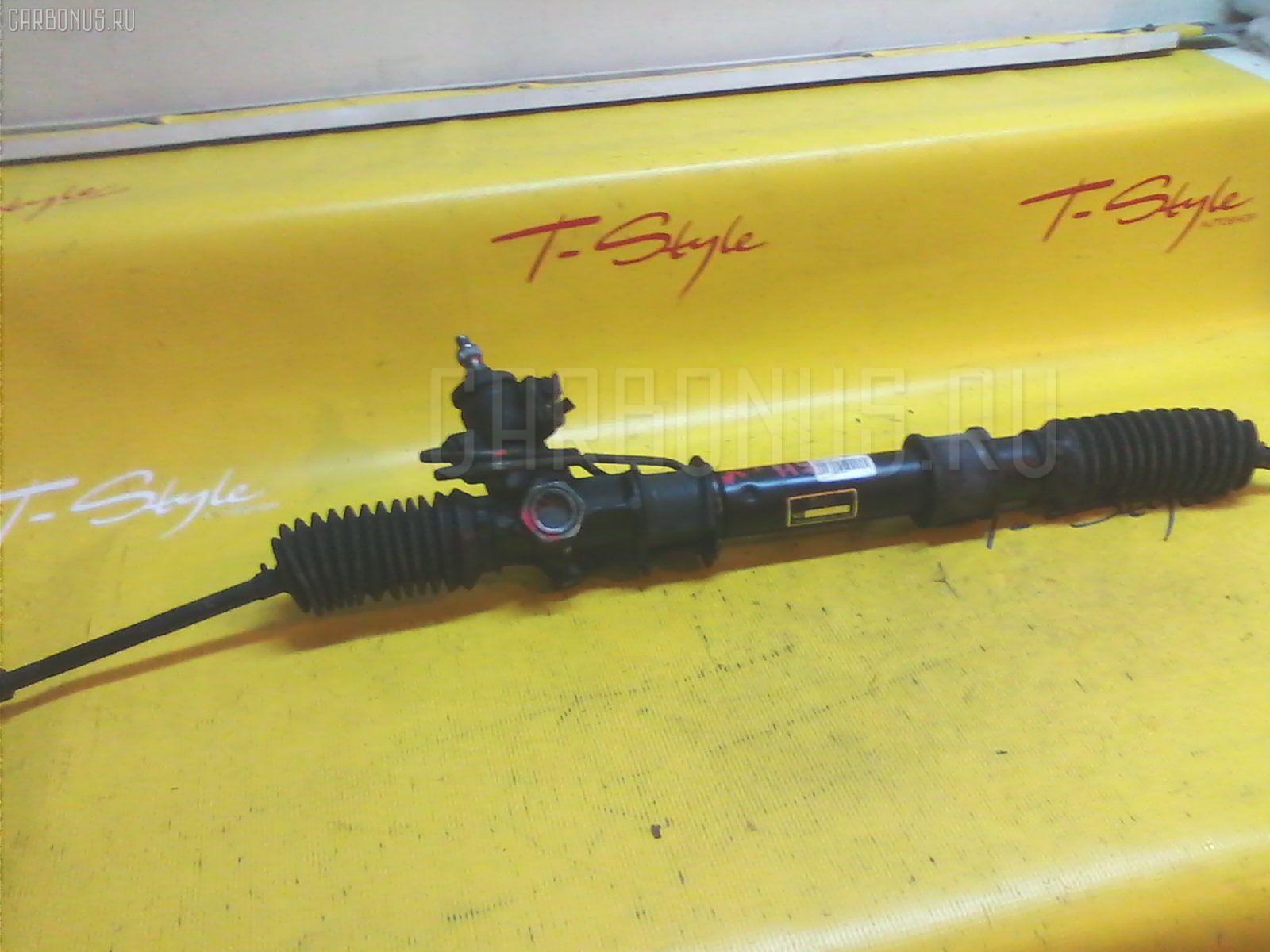 Рулевая рейка MITSUBISHI PAJERO MINI H56A 4A30 Фото 1