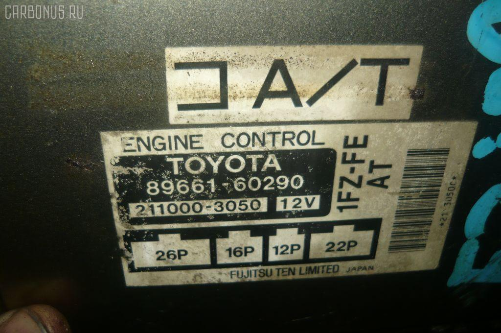 Двигатель TOYOTA LAND CRUISER FZJ80G 1FZ-FE. Фото 2