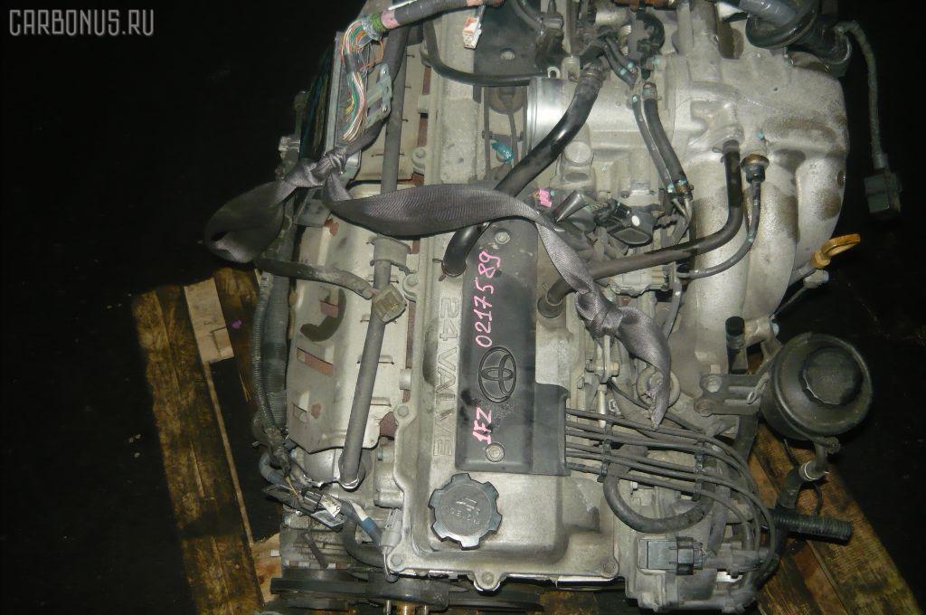 Двигатель TOYOTA LAND CRUISER FZJ80G 1FZ-FE. Фото 4