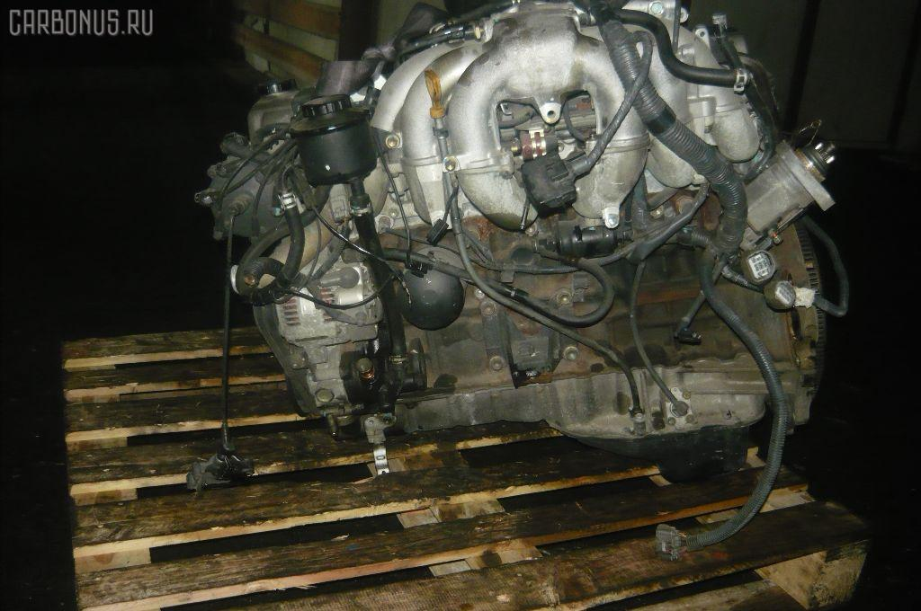 Двигатель TOYOTA LAND CRUISER FZJ80G 1FZ-FE. Фото 5