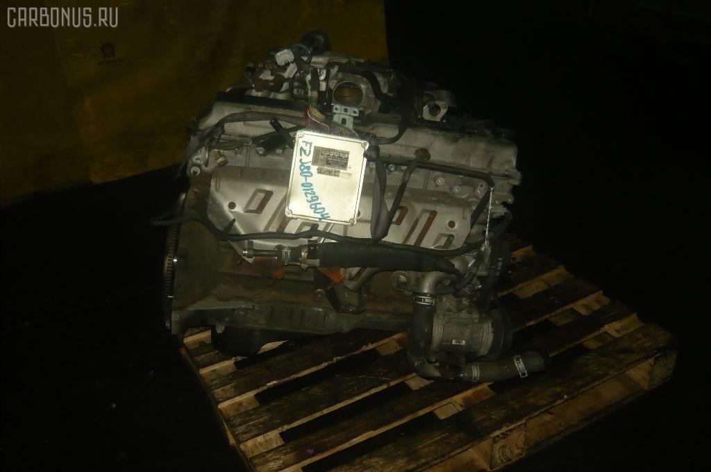 Двигатель TOYOTA LAND CRUISER FZJ80G 1FZ-FE. Фото 7
