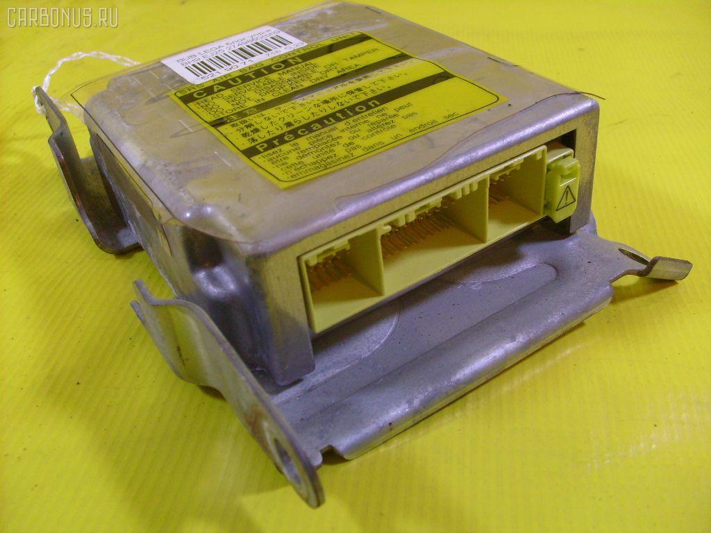 Блок управления air bag SUBARU LEGACY LANCASTER BH9 Фото 1