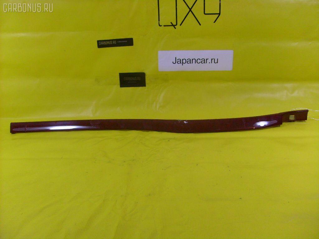 Обшивка салона TOYOTA MARK II JZX110 1JZ-FSE. Фото 3