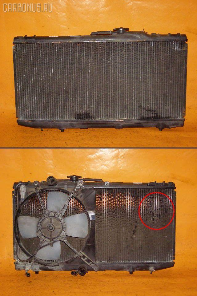 Радиатор ДВС TOYOTA CORSA EL45 5E-FE Фото 1