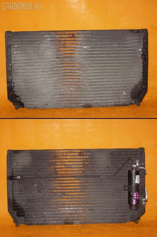 Радиатор кондиционера TOYOTA CROWN MAJESTA JZS155 2JZ-GE Фото 1