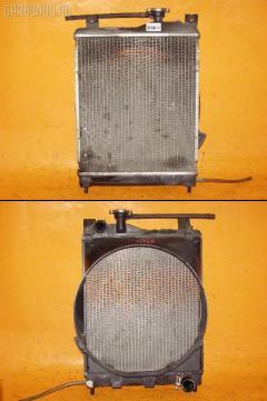 Радиатор ДВС Mitsubishi Pajero mini H56A 4A30 Фото 1