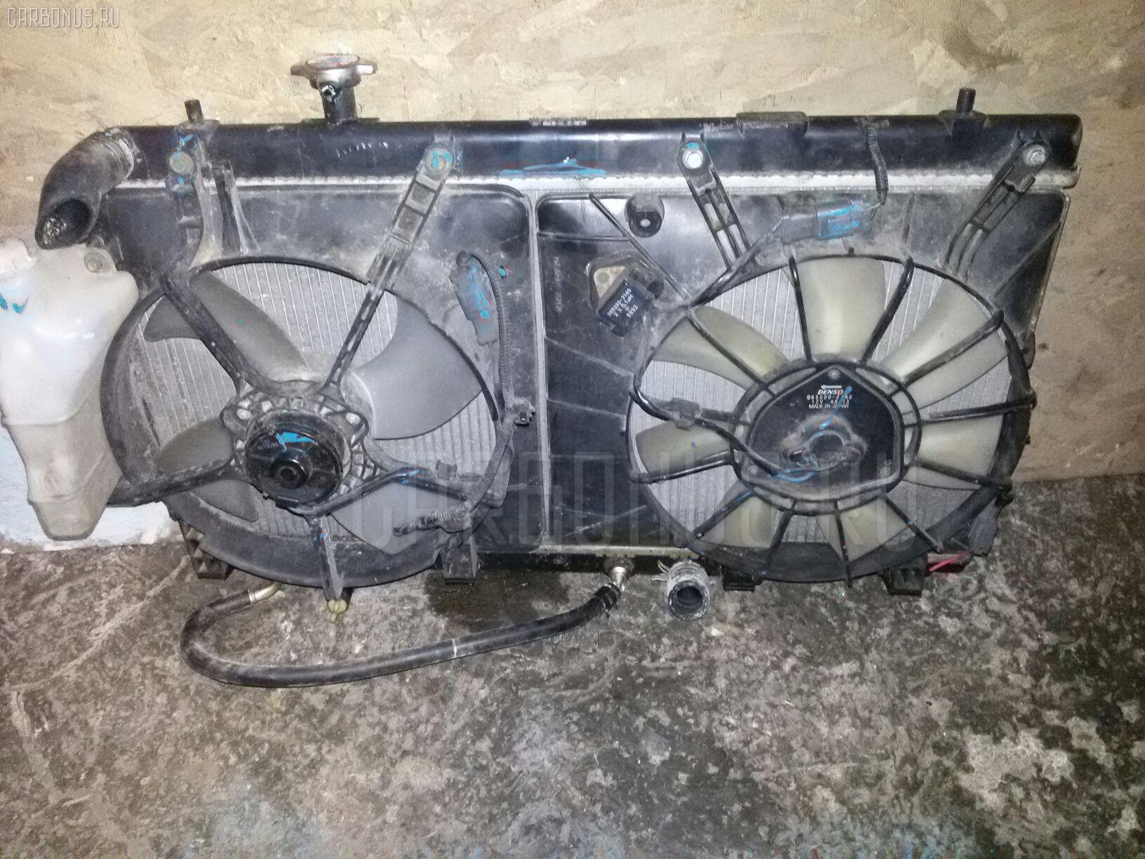 Радиатор ДВС HONDA MOBILIO GB2 L15A. Фото 1